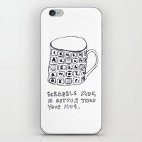 Mug. iPhone & iPod Skin