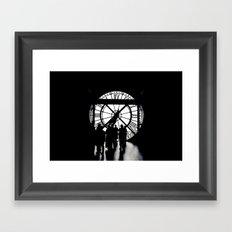 d'Orsay Framed Art Print