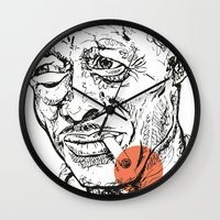 Son House - Get Your Cla… Wall Clock