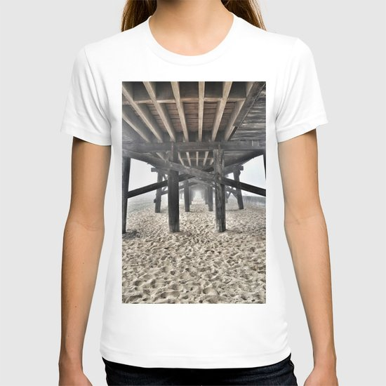 Under the Boardwalk T-shirt