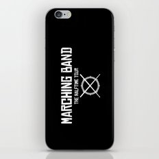 Marching Band Rocks iPhone & iPod Skin