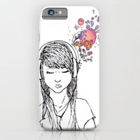 iPhone & iPod Case featuring Visualizing by iCanSeeMusic