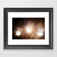 Efflorescence 14 Framed Art Print