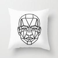 SMBB82 Throw Pillow