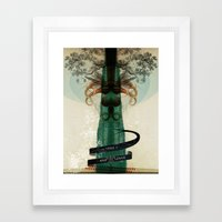 The Tree of Knowledge Framed Art Print