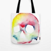 Skull #3 Tote Bag