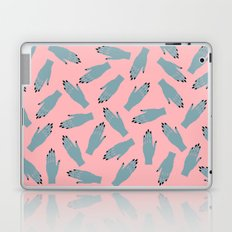 Vampy Hands Laptop & iPad Skin