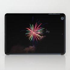 Star of Fireworks iPad Case
