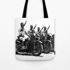 Four Horsemen Tote Bag