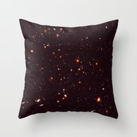Vastness Of Space Throw Pillow