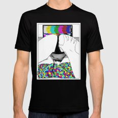 asc 511 - L'extatique (The ecstatic) Mens Fitted Tee Black SMALL
