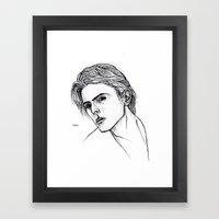 DB Framed Art Print