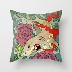 You Dont Bring Me Flowers Anymore Throw Pillow