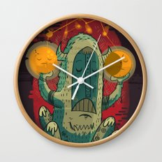 :::Unlikely hero::: Wall Clock