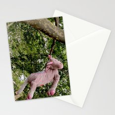 Disillusioned Unicorn Stationery Cards
