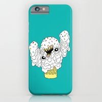 iPhone & iPod Case featuring The Ice Cream Man by motorbot