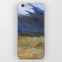 Rolling Storms iPhone & iPod Skin