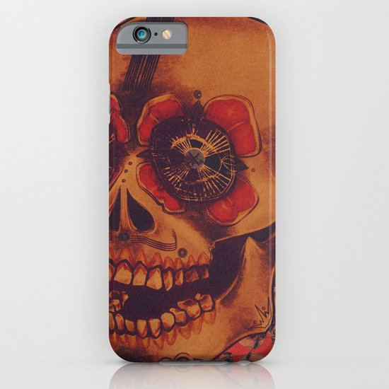 Skulled iPhone & iPod Case