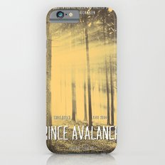 Prince Avalanche - Movie Poster Slim Case iPhone 6s