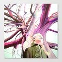 Human nature Canvas Print