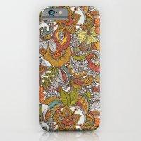 Ava's Garden IPhone Case iPhone 6 Slim Case