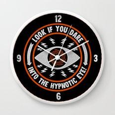 Hypnotic Eye Wall Clock