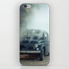 cloud car iPhone & iPod Skin