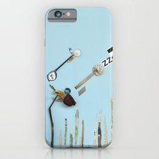 The  rose sleeping iPhone 6 Slim Case