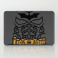 The Lego Knight Rises iPad Case