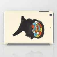 Bilbo Phrenology iPad Case