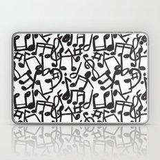 music Laptop & iPad Skin
