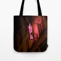 Oh L'amour Tote Bag