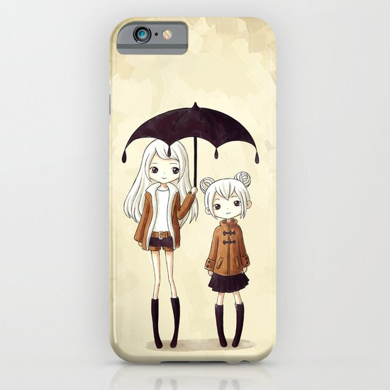 Sisters iPhone & iPod Case