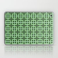 Pattern Green Laptop & iPad Skin