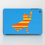 Cat Stripes iPad Case
