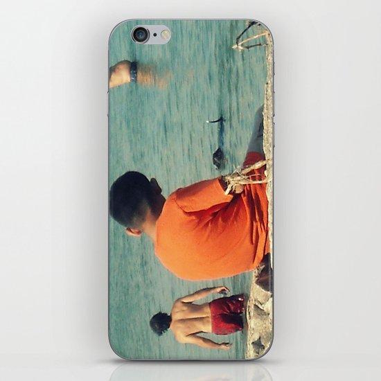 Summer Swim ~ lake iPhone & iPod Skin