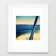 Florida2012 Framed Art Print