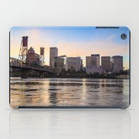 That Portland Skyline 2 iPad Case
