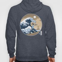 The Great Wave of Republic City Hoody