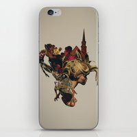 The Sirens Simply Vanish… iPhone & iPod Skin
