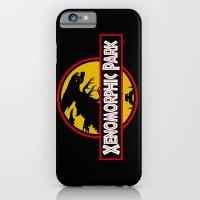 Xenomorphic Park  iPhone 6 Slim Case