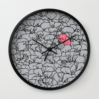 Word 2 the Herd v1 Wall Clock