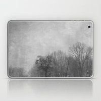 Winter In Black and White Laptop & iPad Skin