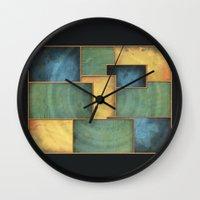 The Light Well Wall Clock