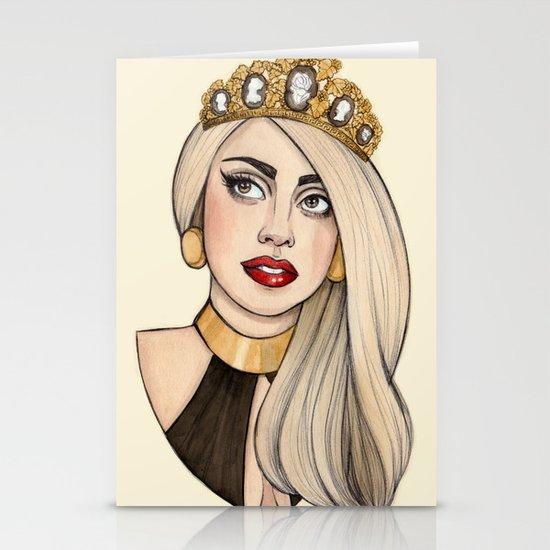ARTPOP Princess VI Stationery Card