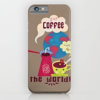 First Coffee iPhone 6 Slim Case