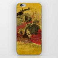 Dr. Julius' Pigeon iPhone & iPod Skin