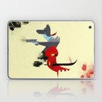 Red Hood & The Badass Wo… Laptop & iPad Skin