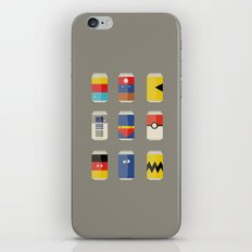Pop Culture iPhone & iPod Skin