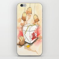Tea Bags and Take out iPhone & iPod Skin